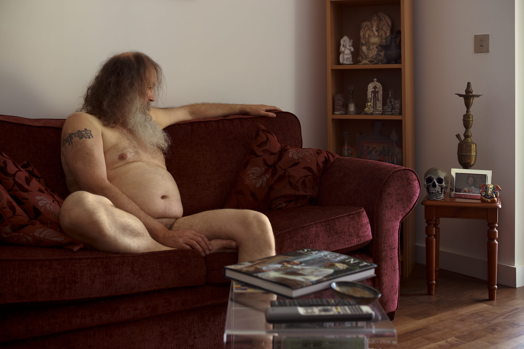 Domestic Nudes 6 - Peter - by Simon Stanmore.jpg